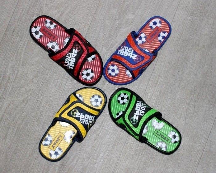 Дитячі шльопанці для хлопчика, купити дитячу літнє взуття, шльопанці для хлопчиків недорого