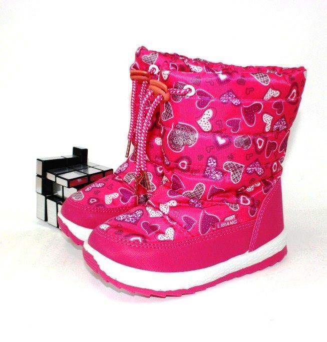 купити зимове взуття для дівчаток, взуття дитяче, купити дитяче взуття в інтернет-магазині