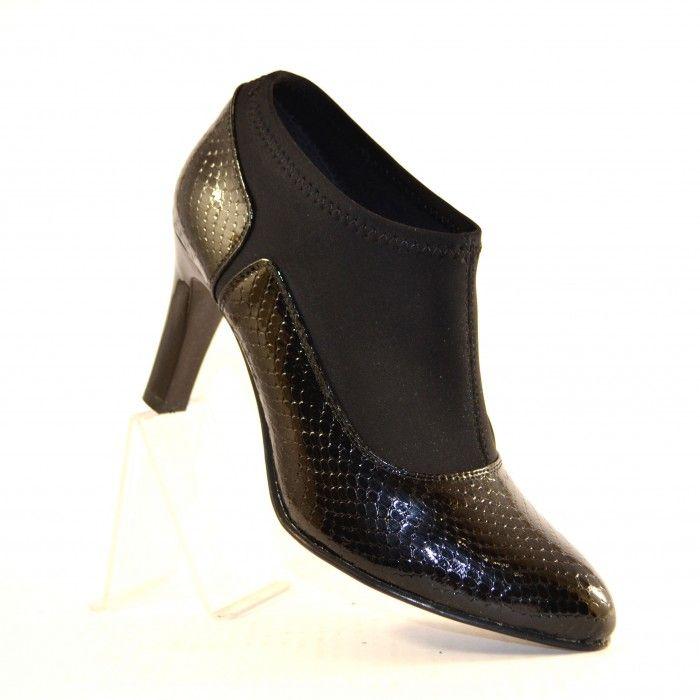 Ботильйони жіночі осінні, купити жіночу осіннє взуття, жіночі ботильйони