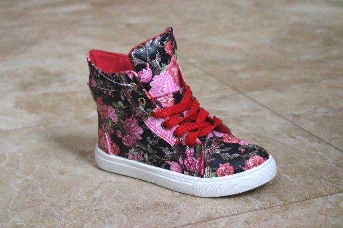373705d248cd Демисезонная обувь для девочки, детские высокие кеды, ботинки деми для  девочки, обувь детская ...