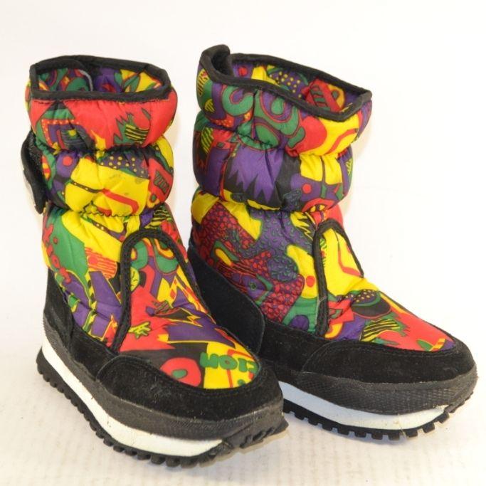 Детская зимняя обувь, купить детские дутики Запорожье, интернет магазин детской обуви