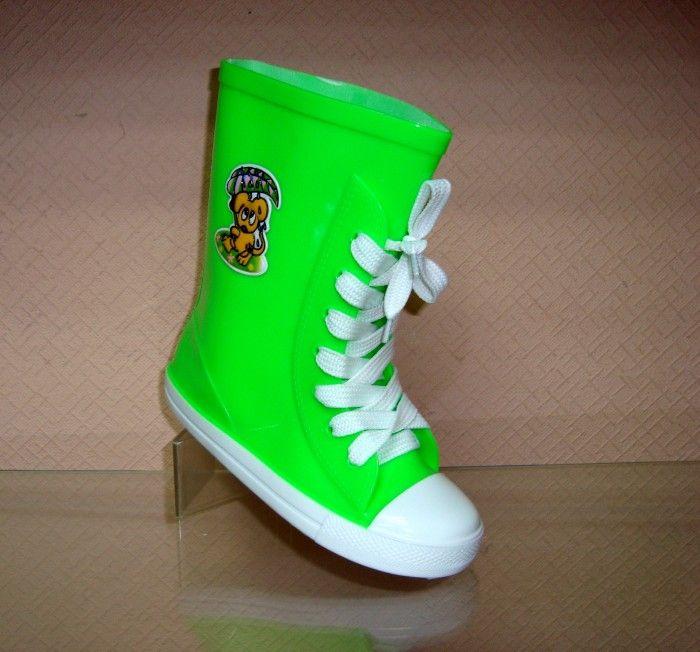 Дитячі гумові чоботи зі знімним вкладишем і без до 100 грн!