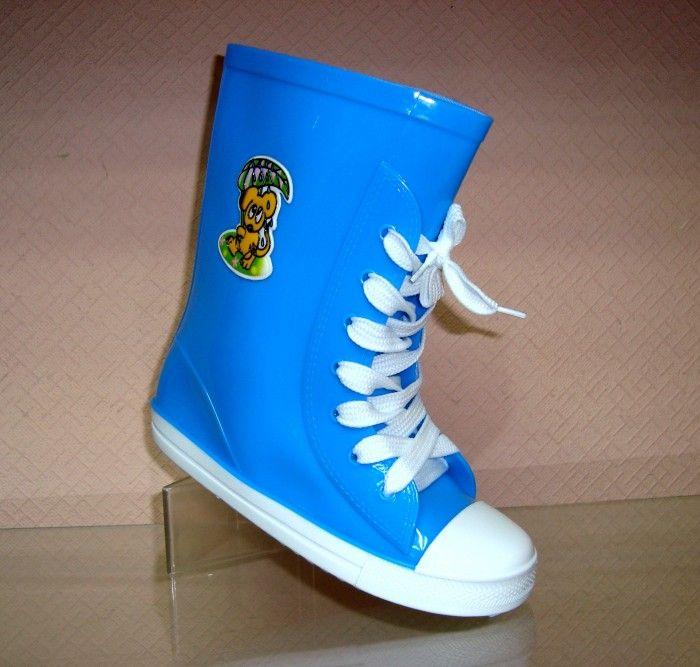 Дитячі гумові чоботи для дівчинки недорого з доставкою