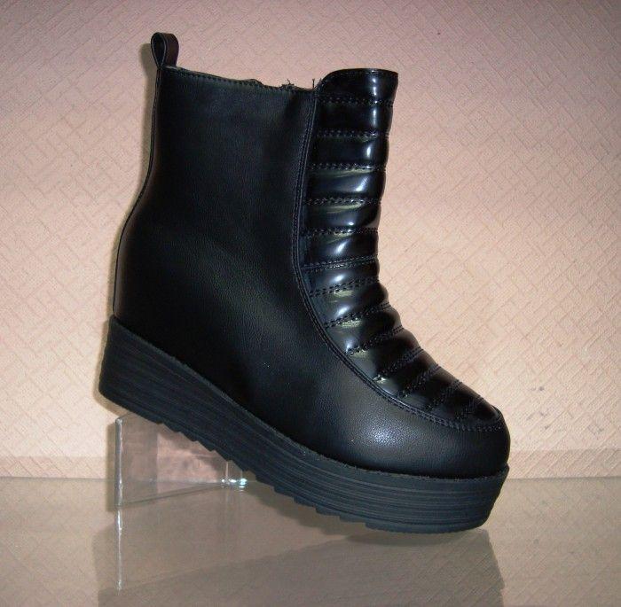 Женские зимние ботинки - качественная обувь!