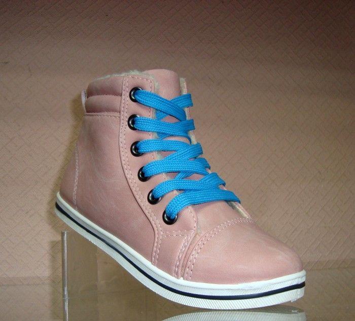модная зимняя обувь для девочки ботинки конверсы купить в запорожье интернет-магазин