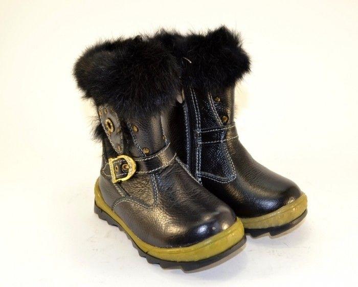 Детская зимняя обувь - новое поступление обуви для девочки!