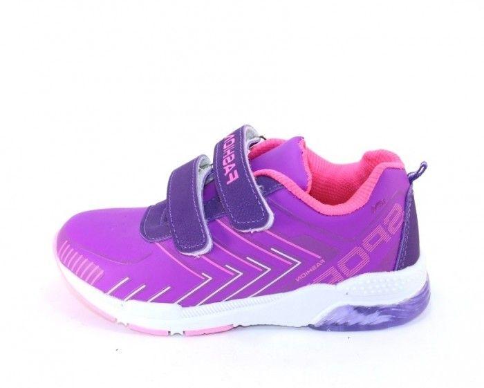 Кросівки для дівчинки F619-3 - купити дитячі кросівки для садка