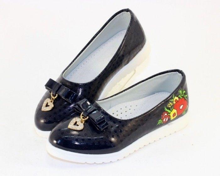 Купить туфли F891-2 для девочки, туфли для девочки F891-2 недорого Запорожье, детская обувь Сандаль