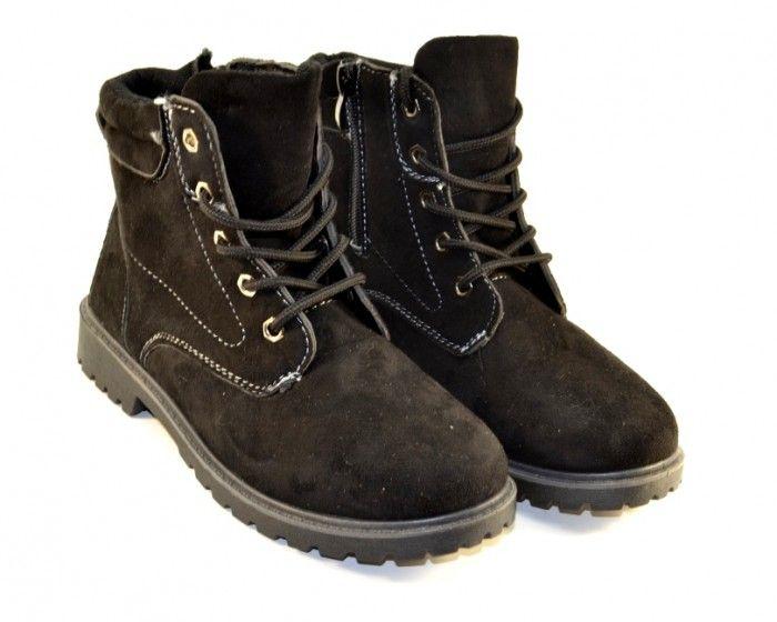 Ботинки унисекс - демисезонная обувь для мальчиков