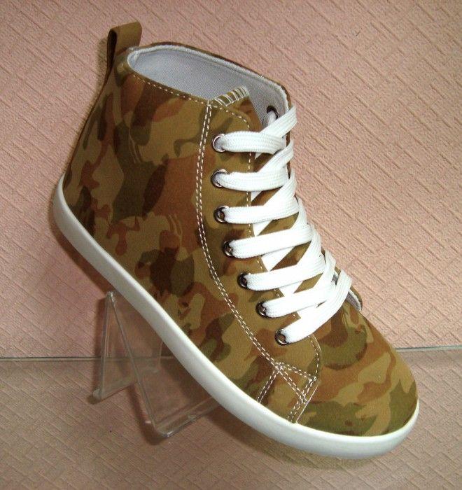 Кеды и кроссовки от польского производителя обуви!