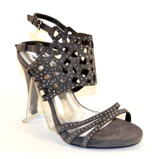 Купити жіночі босоніжки в Запоріжжі, жіноча модельна літнє взуття, босоніжки на випускний
