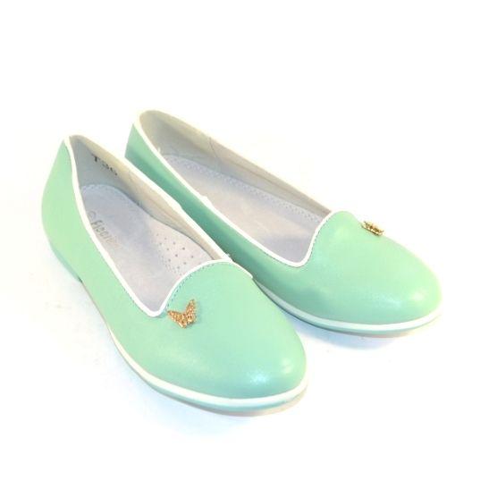 Балетки для дівчинки в сандалях, купити туфлі для дівчинки, туфлі дитячі Запоріжжя, купити балетки Україна