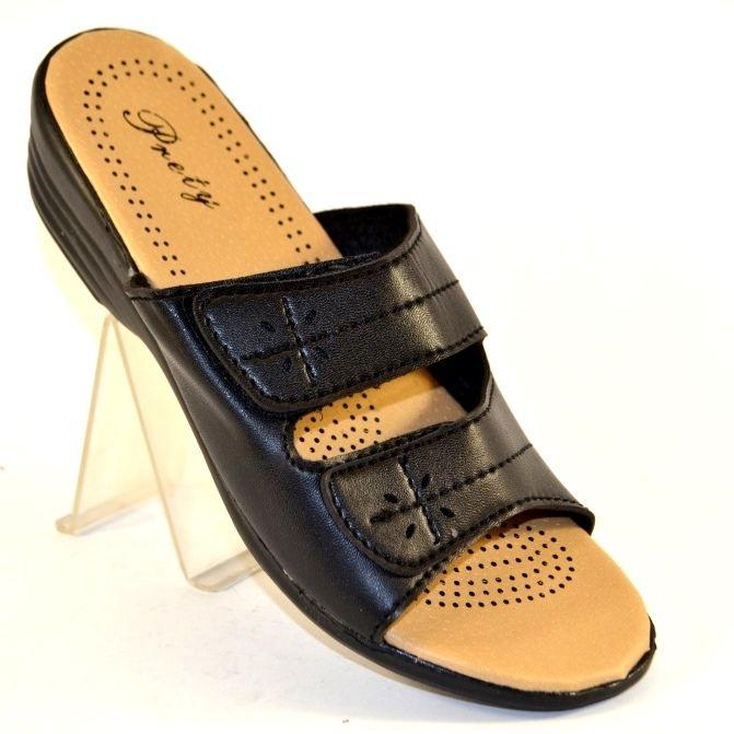 Жіночі шльопанці в магазині Сандаль, купити жіночу літнє взуття недорого