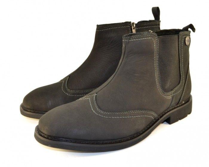 846c3b3d1749 Мужская зимняя обувь Запорожье, купить зимние ботинки, кожаная мужская  обувь недорого