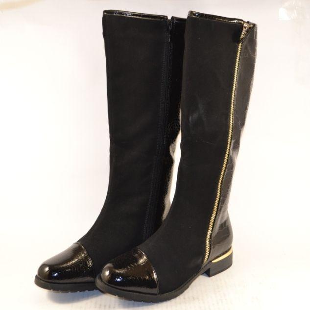 f62be60ad Осенние женские сапоги купить в Сандале в Запорожье, женская обувь Украина
