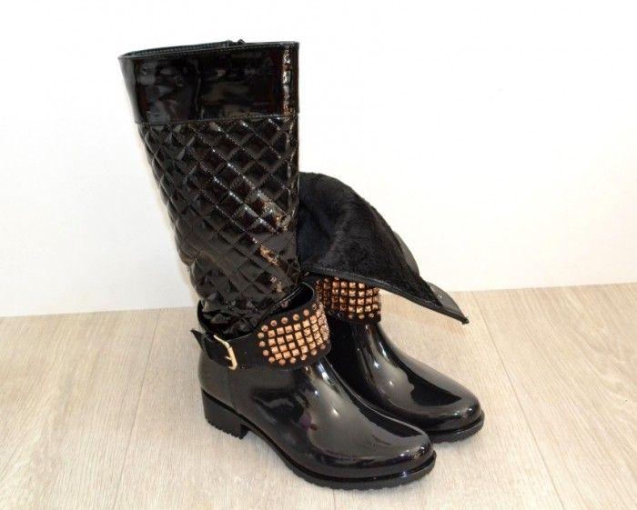 32118415a ... Силиконовые сапоги в Сандале, купить высокие резиновые сапоги Днепр,  недорого силиконовая обувь 7 ...
