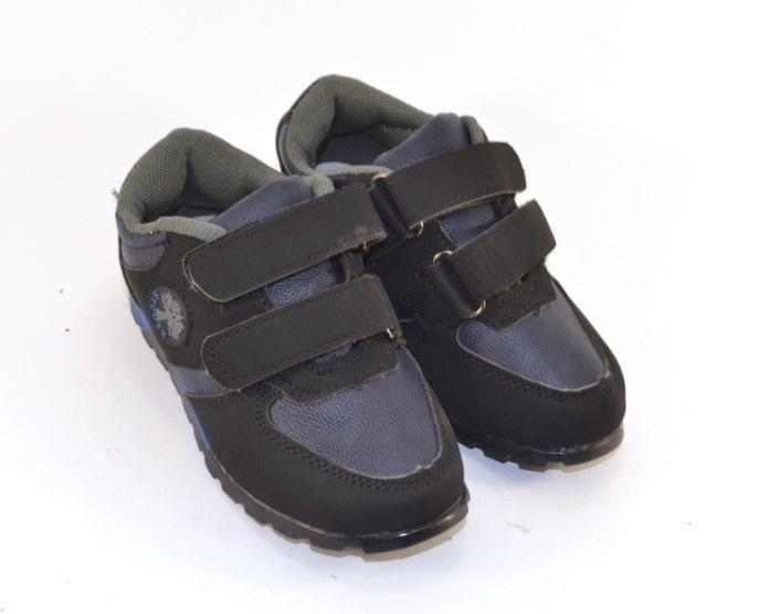 Кросівки для хлопчиків B5088-0 black - в інтернет магазині дитячих кросівок для хлопчиків