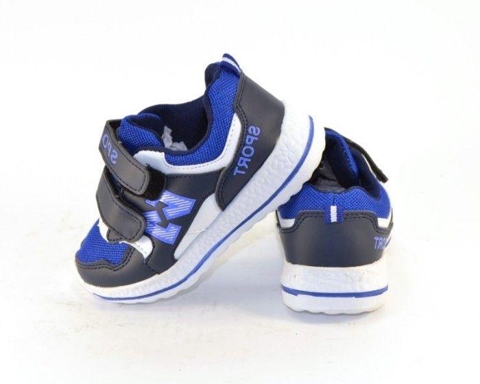 eb373fbaa Кроссовки для мальчиков на липучках F87-1 - в интернет магазине детских  кроссовок для мальчиков
