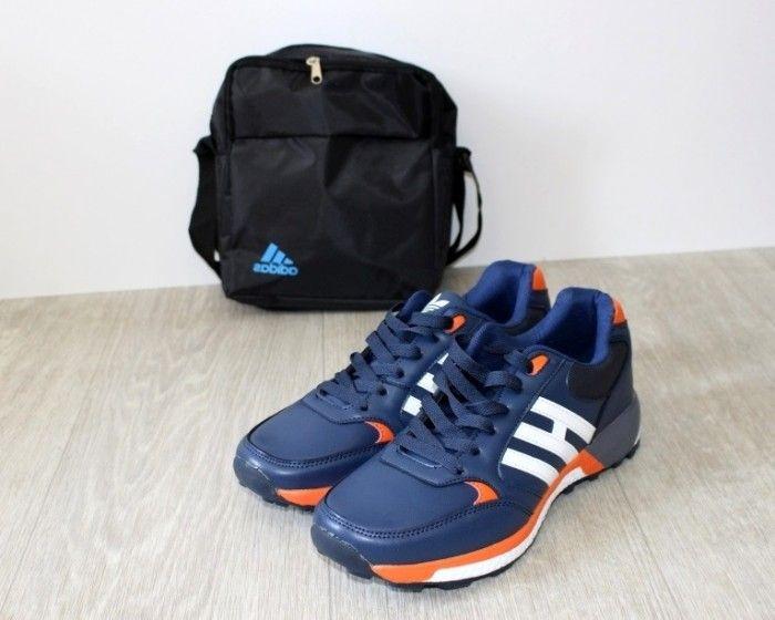 Купить мужские кроссовки Bona 515Д по распродаже- интернет-магазин Сан-Даль