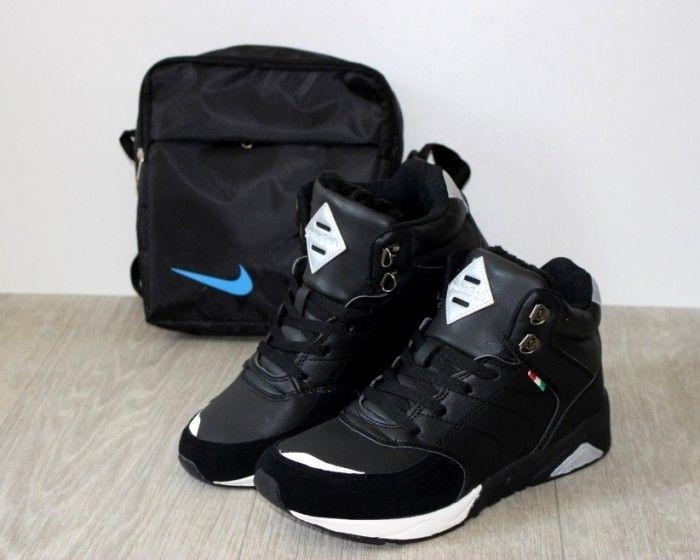 Зимняя мужская обувь, купить мужские ботинки, мужская обувь Сандаль, мужская обувь Запорожье