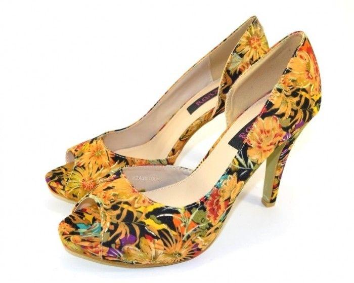 Летние туфли - распродажа кожаной обуви!