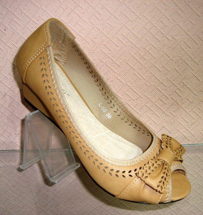 Модные летние туфли по доступным ценам
