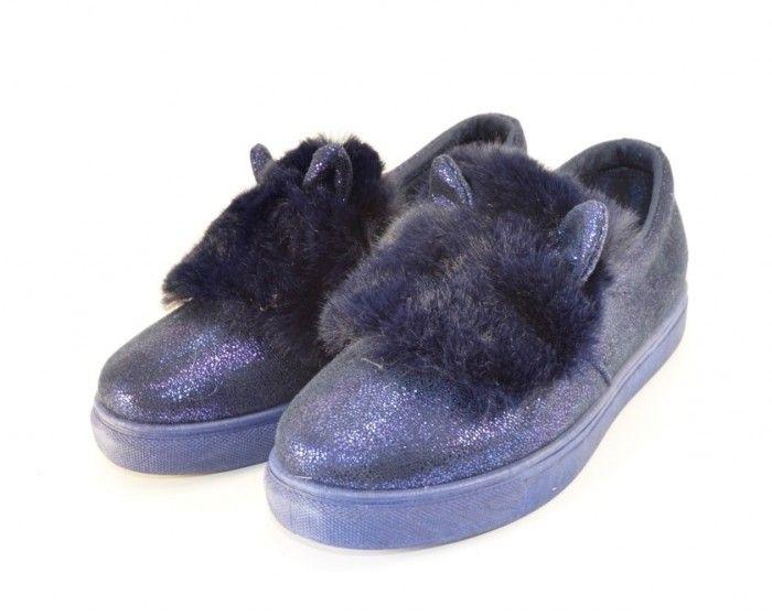 Оригинальные слипоны 1444-2 - купить кеды в стиле Vans в интернет магазине обуви