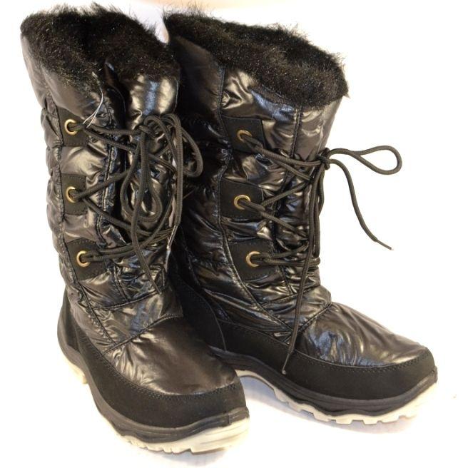 Купити дутики зимові, зимова жіноче взуття Запоріжжя, купити теплі зимові чоботи
