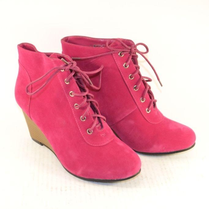 Жіночі яскраві черевики на танкетці, купити жіночі черевики Запоріжжя