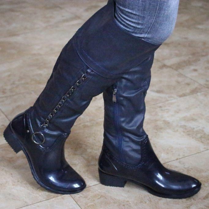 cf113ec97 Силиконовая женская обувь, резиновые сапоги Украина, силиконовые сапоги  Запорожье купить