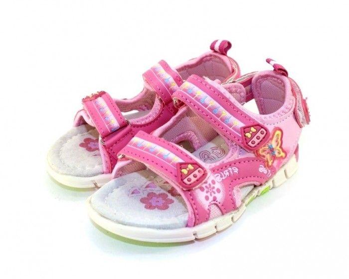Детские босоножки  - качественная обувь по доступным ценам!