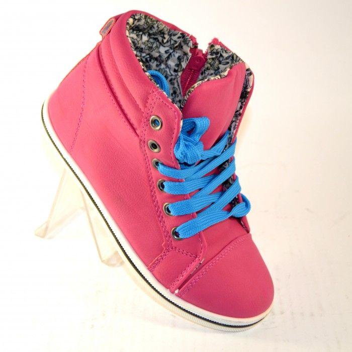 Демісезонне взуття для дівчинки, дитячі малинові кеди, черевики деми для дівчинки, взуття дитяча Запоріжжя