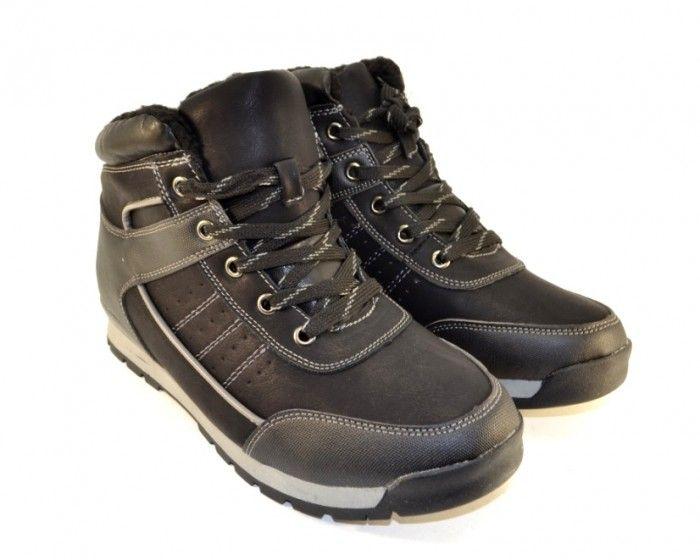 Купить зимнюю мужскую обувь в Запорожье, обувь зимняя мужская, ботинки мужские купить Запорожье