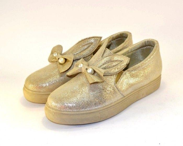 Стильные слипоны 1222-4 - купить кеды в стиле Vans в интернет магазине обуви