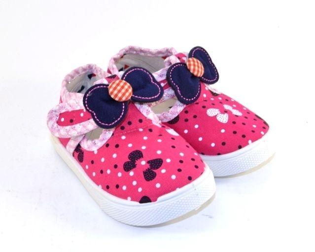Купити тапочки для дівчаток, пінетки дитячі, купити змінне взуття Україна, тапки Запоріжжя