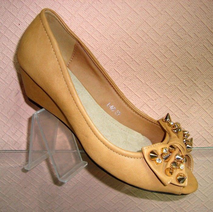 Летние туфли - модная обувь 2015!