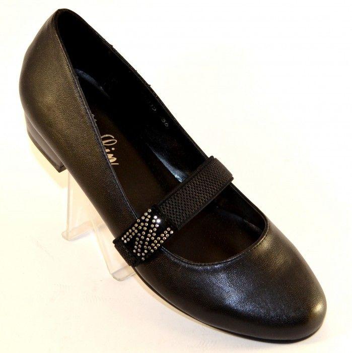 Купити жіночі туфлі в Запоріжжі, туфлі жіночі осінні, туфлі на невисокому каблуці