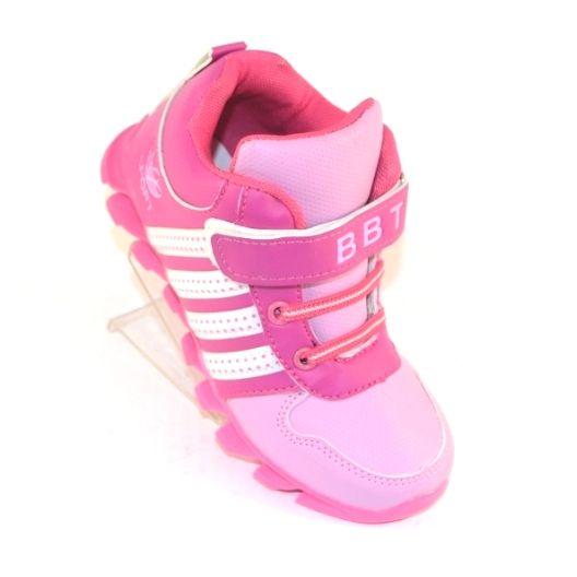 Високі демісезонні кросівки 3319-5 - купити дитячі кросівки для садка