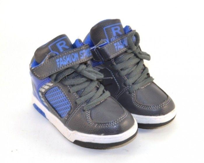 Купити теплі кросівки для хлопчиків, високі кросівки для хлопчиків, демісезонний взуття для хлопчиків