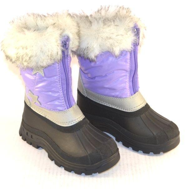 сноубутси для дівчаток, купити сноубутси Україна, зимове взуття для дівчаток Запоріжжя