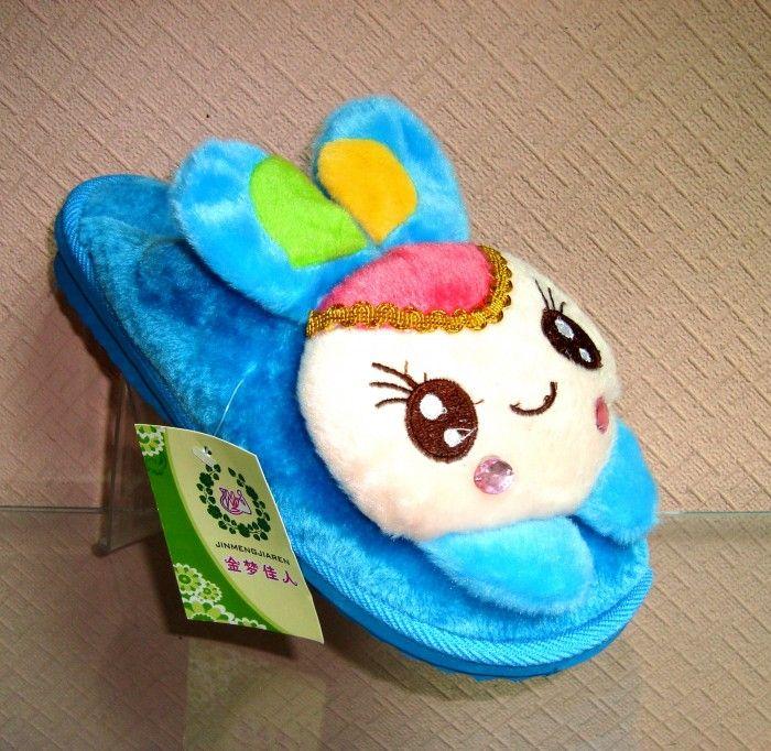Тапочки - зайчики-лучший подарок с праздникам!