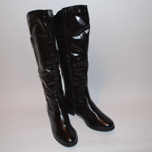 Жіночі демісезонні чоботи, купити осінні чоботи в Запоріжжі, жіноча осіння взуття недорого