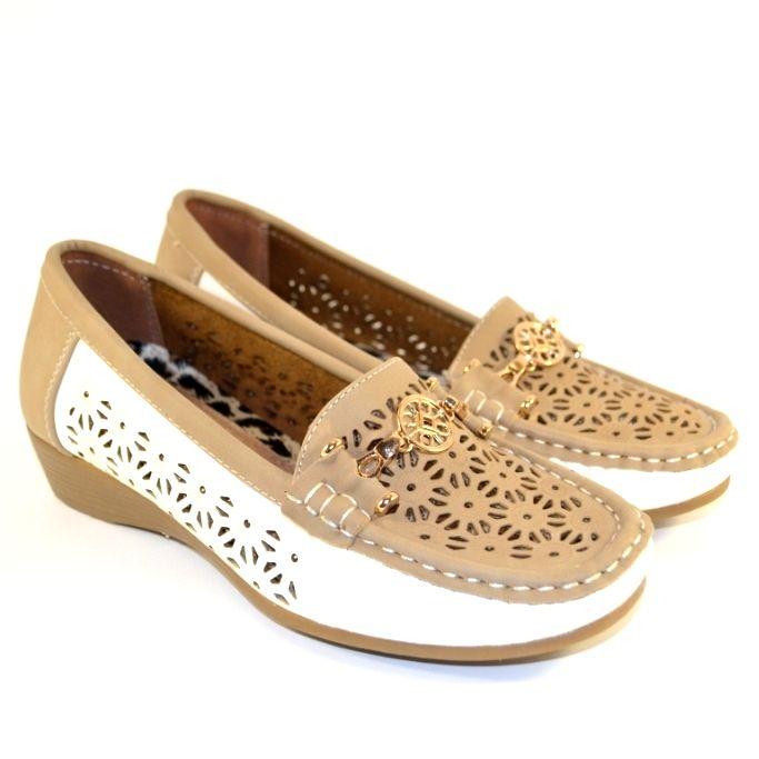 Жіночі літні мокасини в Запоріжжі, жіночі комфортні туфлі мокасини