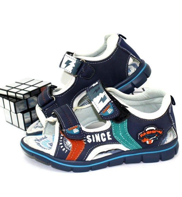 Летняя детская обувь - детские босоножки для мальчика!