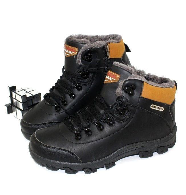 Стильні та модні зимові черевики - супер взуття з доставкою!