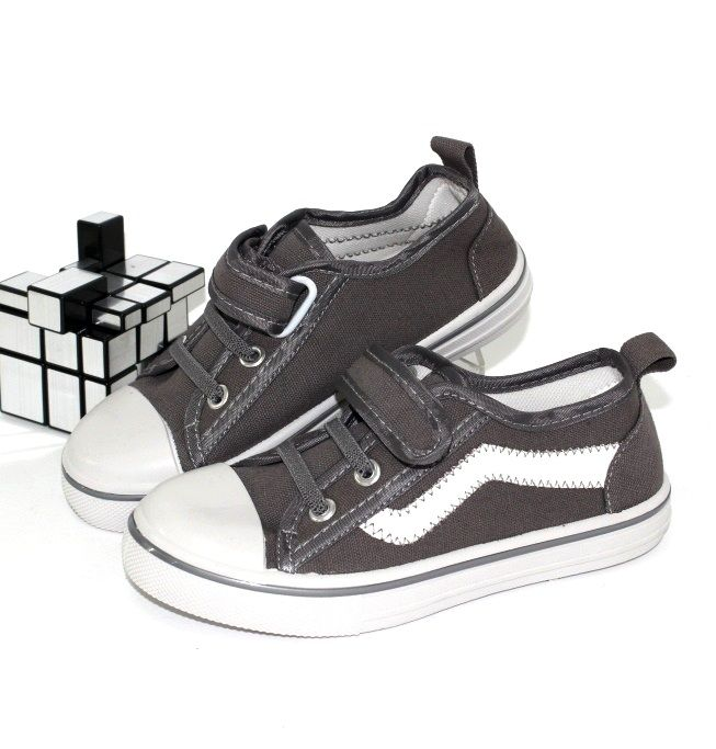 Детские кеды для мальчиков - детская обувь для школы