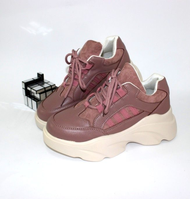 Улётные модные кроссовки A6pink  - купить в интернет магазине в Запорожье, Днепре, Харькове