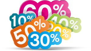 Знижки до 70% на спортивне взуття та усі туфлі!
