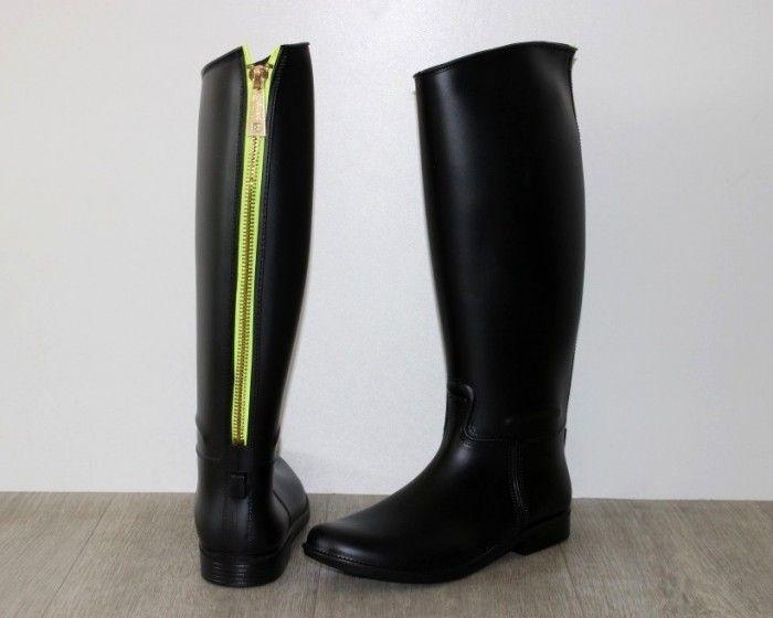 Жіночі гумові чоботи - купити в інтернет-магазині Сандаль