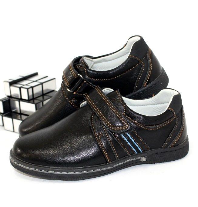 купити туфлі для хлопчика шкільна взуття мокасини недорого низька ціна